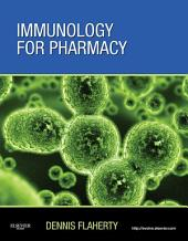 Immunology for Pharmacy - E-Book