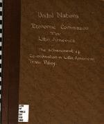 The Achievement of Co ordination in Latin American Trade Policy PDF
