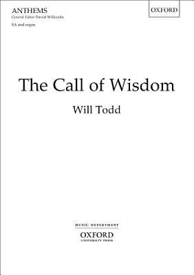 The Call of Wisdom  Upper voices vocal score PDF