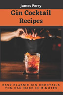 Gin Cocktail Recipes
