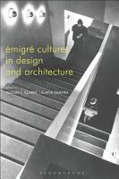 migr   Cultures in Design and Architecture PDF