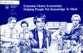 Extension home economists: helping people put knowledge to work