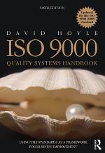 ISO 9000 Quality Systems Handbook - Updated for the ISO 9001:2008 Standard