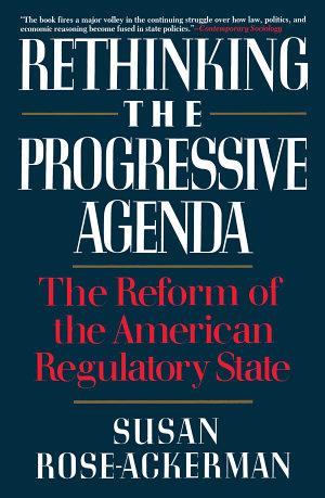 Rethinking the Progressive Agenda