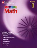 Spectrum Math Grade 1