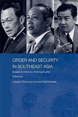 Order and Security in Southeast Asia PDF