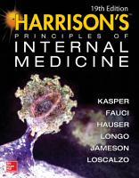 Harrison s Principles of Internal Medicine 19 E  Vol 1   Vol 2   ebook  PDF