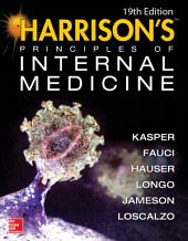 Harrison's Principles of Internal Medicine 19/E (Vol.1 & Vol.2) (ebook): Edition 19