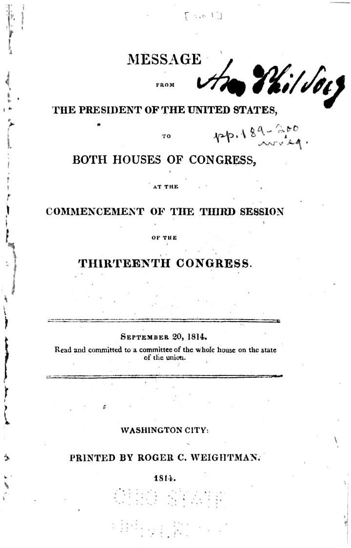 House Documents, No. 1-73. Exc. 2