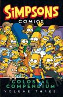 Simpsons Comics-Colossal Compendium