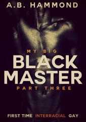 My Big Black Master - Book Three: M/M Submission