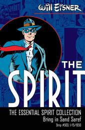 The Spirit #503