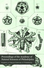 Proceedings of the Academy of Natural Sciences of Philadelphia: Volume 37