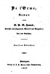 Romane: De l'Orme ; 2, Band 162