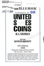 Handbook of United States Coins PDF