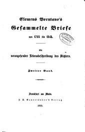 Gesammelte Schriften: Gesammelte Briefe
