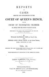 Report of cases argued and determined in the English courts of common law: Volume 110