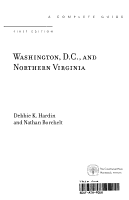 Washington  D  C   and Northern Virginia PDF
