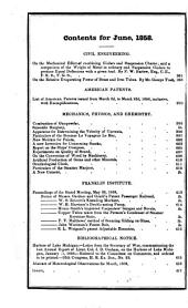 Journal of the Franklin Institute: Volume 65