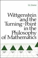 Wittgenstein and the Turning Point in the Philosophy of Mathematics PDF