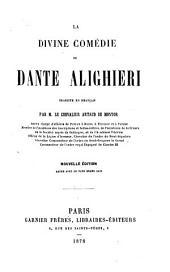 La divine comedie, tr. par m. le chevalier Artaud de Montor