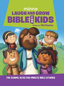 Laugh and Grow Bible for Kids Book