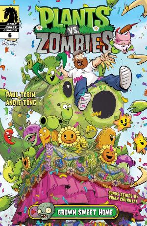 Plants vs  Zombies  6  Grown Sweet Home