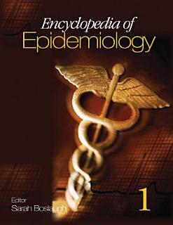 Encyclopedia of Epidemiology Book
