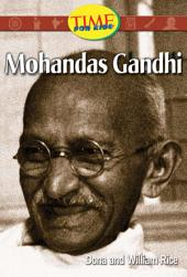 Mohandas Gandhi (Spanish Version): Fluent Plus (Nonfiction Readers)