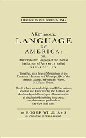 A Key Into the Language of America PDF