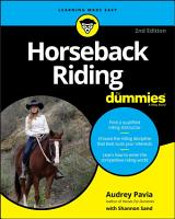 Horseback Riding For Dummies PDF
