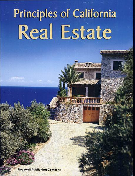 Principles of California Real Estate PDF