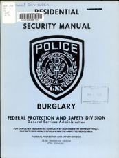 Residential Security Manual PDF