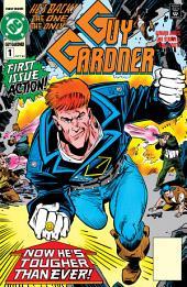 Guy Gardner: Warrior (1992-) #1