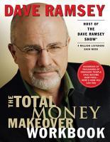 The Total Money Makeover Workbook PDF