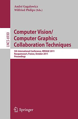 Computer Vision Computer Graphics Collaboration Techniques PDF