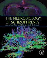 The Neurobiology of Schizophrenia PDF