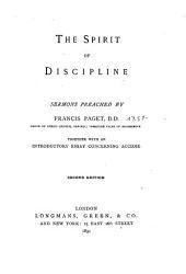 The Spirit Of Discipline Book PDF