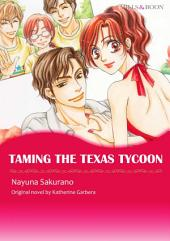 TAMING THE TEXAS TYCOON: Mills & Boon Comics