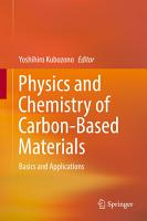 Physics and Chemistry of Carbon Based Materials PDF
