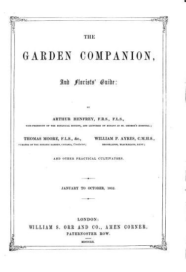 Garden Companion and Florists  Guide PDF