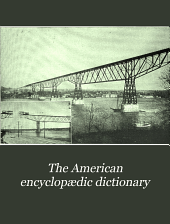 The American Encyclopædic Dictionary: Volume 2