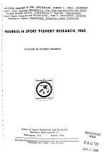 Progress in Sport Fishery Research