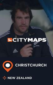 City Maps Christchurch New Zealand