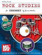 Rock Studies For Drumset