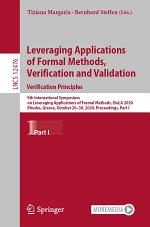 Leveraging Applications of Formal Methods, Verification and Validation: Verification Principles