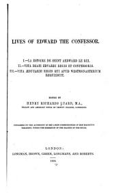 Lives of Edward the Confessor: Volume 3