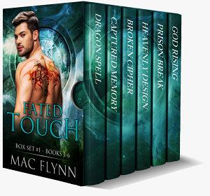 Fated Touch Box Set  1  Dragon Shifter Romance