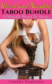 Weird and Naughty Taboo Bundle: PI, crossdressing, impregnation, gender swap, and more!