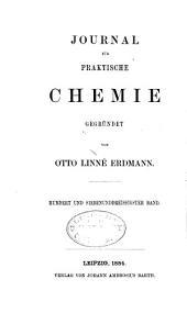 Journal für praktische Chemie: Bände 137-138